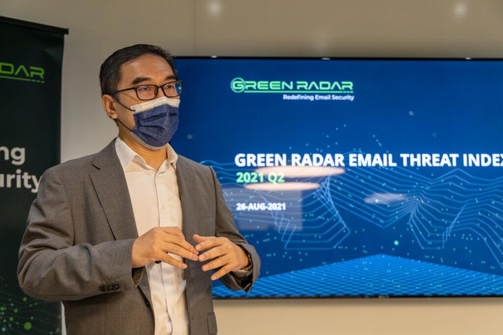 【企業注意】Green Radar 本地首份電郵威脅指數報告 釣魚電郵商務電郵詐騙風險處高水平
